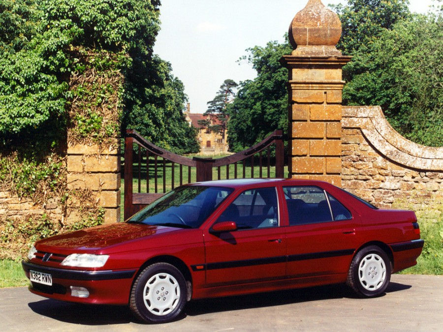 Peugeot 605 седан, 1989–1994, 1 поколение - отзывы, фото и характеристики на Car.ru