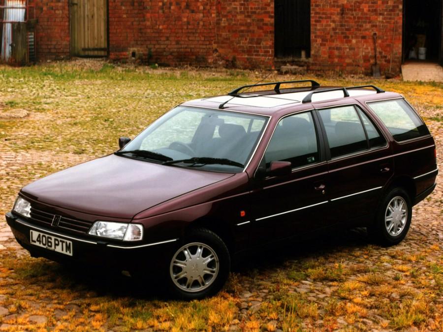 Peugeot 405 универсал, 1987–1996, 1 поколение - отзывы, фото и характеристики на Car.ru