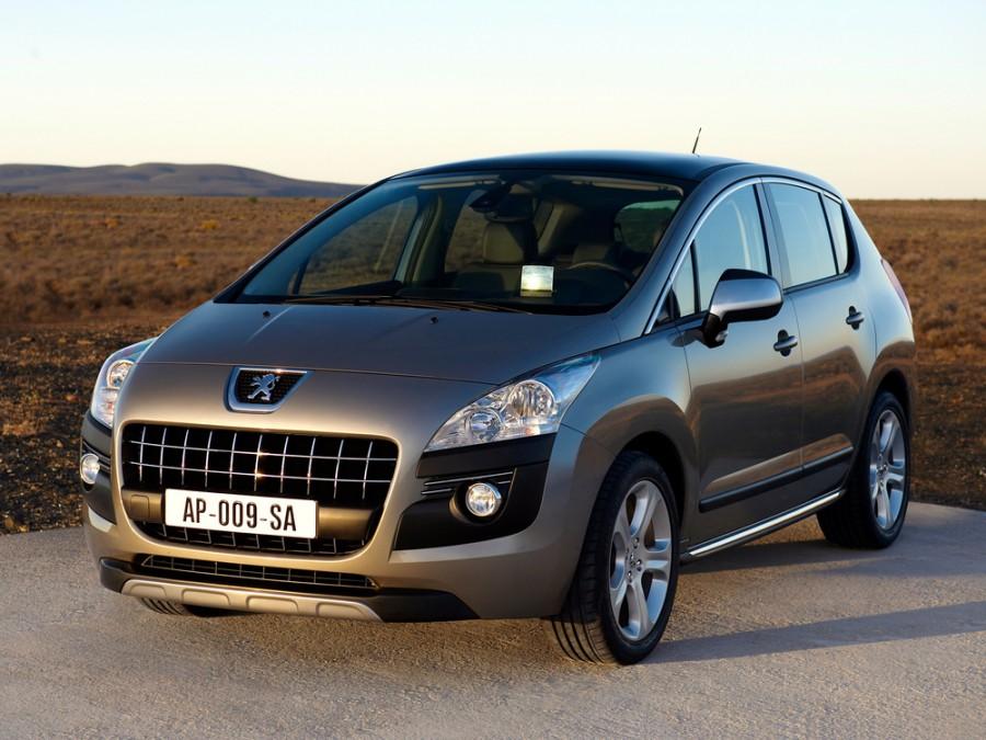 Peugeot 3008 кроссовер, 2010–2013, 1 поколение - отзывы, фото и характеристики на Car.ru