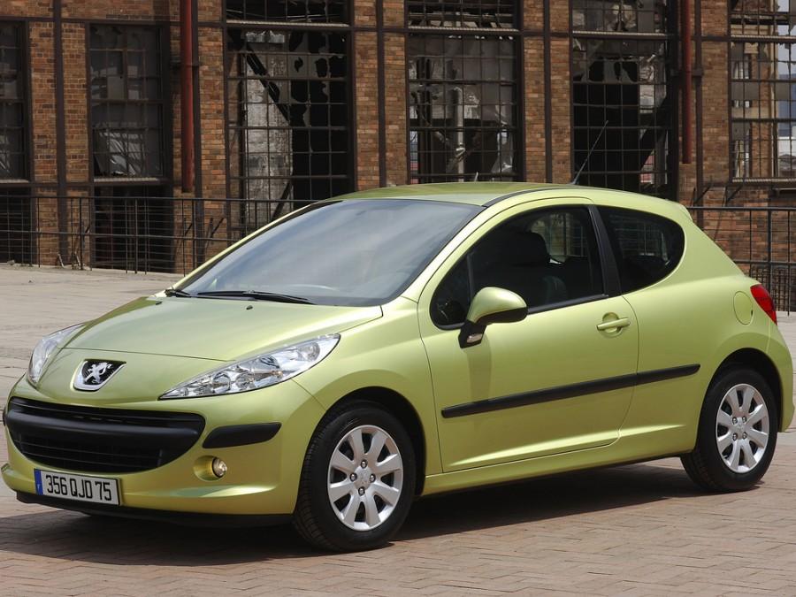 Peugeot 207, Белово