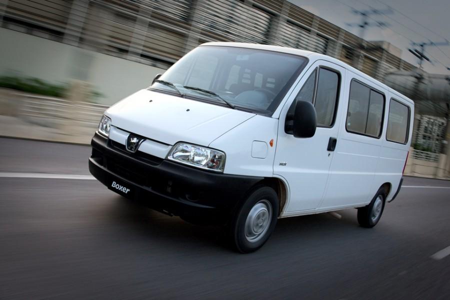 Peugeot Boxer микроавтобус, 1 поколение [рестайлинг] - отзывы, фото и характеристики на Car.ru