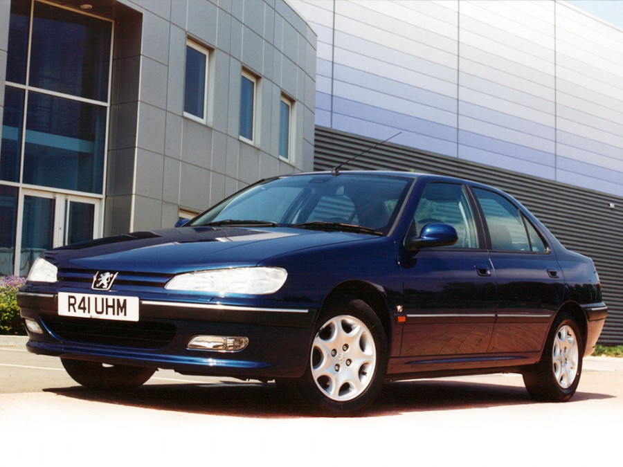 Peugeot 406 седан, 1995–1999, 1 поколение - отзывы, фото и характеристики на Car.ru