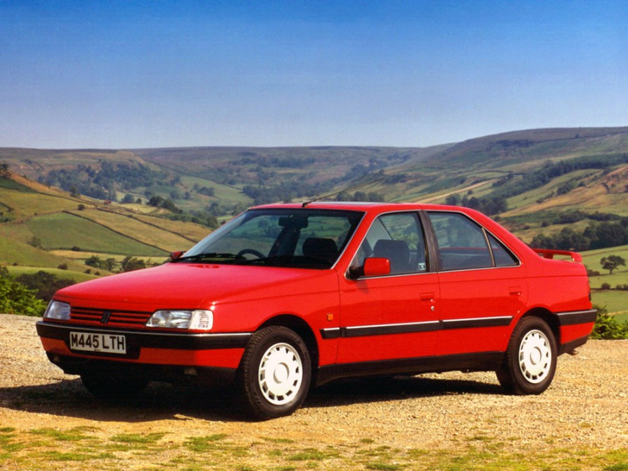 Peugeot 405 седан, 1987–1996, 1 поколение - отзывы, фото и характеристики на Car.ru