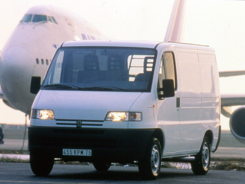 Peugeot Boxer фургон, 1 поколение - отзывы, фото и характеристики на Car.ru
