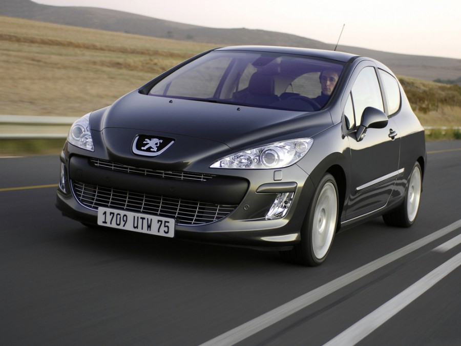 Peugeot 308 хетчбэк 3-дв., 2007–2011, T7 - отзывы, фото и характеристики на Car.ru