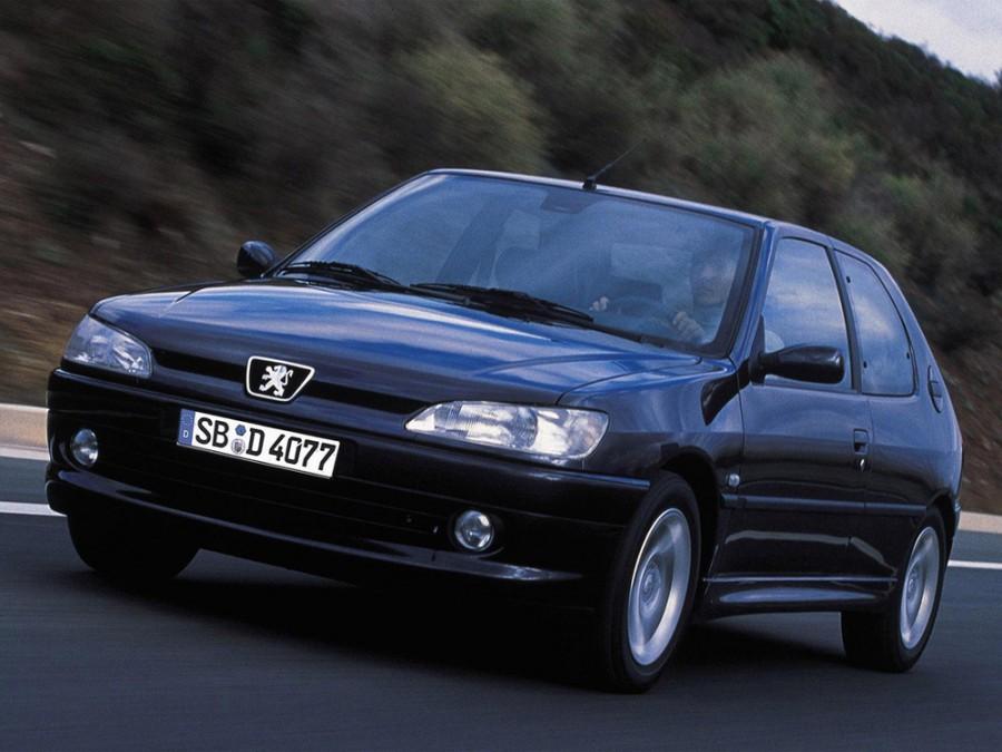 Peugeot 306 хетчбэк 3-дв., 1993–2016, 1 поколение - отзывы, фото и характеристики на Car.ru