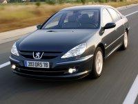 Peugeot 607, 1 поколение [рестайлинг], Седан, 2004–2008