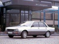 Peugeot 505, 1 поколение, Седан, 1979–1993