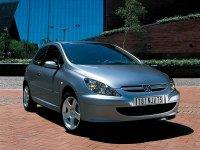 Peugeot 307, 1 поколение, Хетчбэк 3-дв., 2001–2005