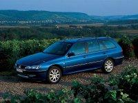 Peugeot 406, 1 поколение [рестайлинг], Универсал, 1999–2004