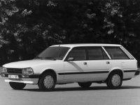 Peugeot 505, 1 поколение [рестайлинг], Универсал, 1985–1992