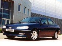 Peugeot 406, 1 поколение, Седан, 1995–1999