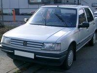 Peugeot 309, 1 поколение [рестайлинг], Хетчбэк, 1989–1993