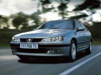 Peugeot 406, 1 поколение [рестайлинг], Седан, 1999–2004