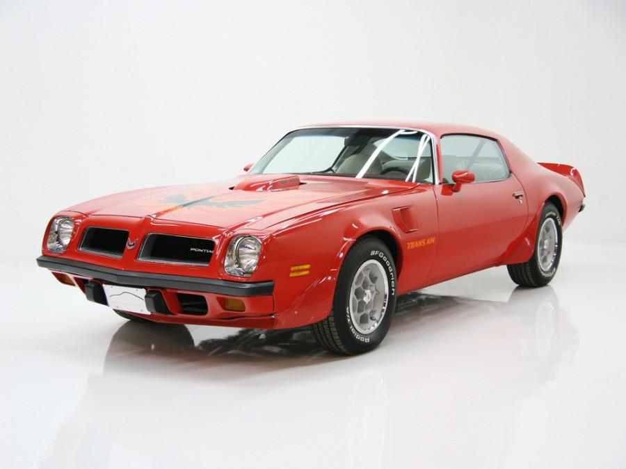 Pontiac Firebird Trans Am купе 2-дв., 1974–1976, 2 поколение [рестайлинг] - отзывы, фото и характеристики на Car.ru