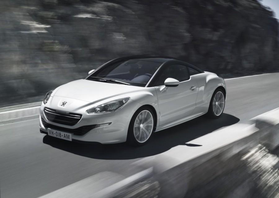 Peugeot RCZ купе, 2013–2014, 1 поколение [рестайлинг] - отзывы, фото и характеристики на Car.ru