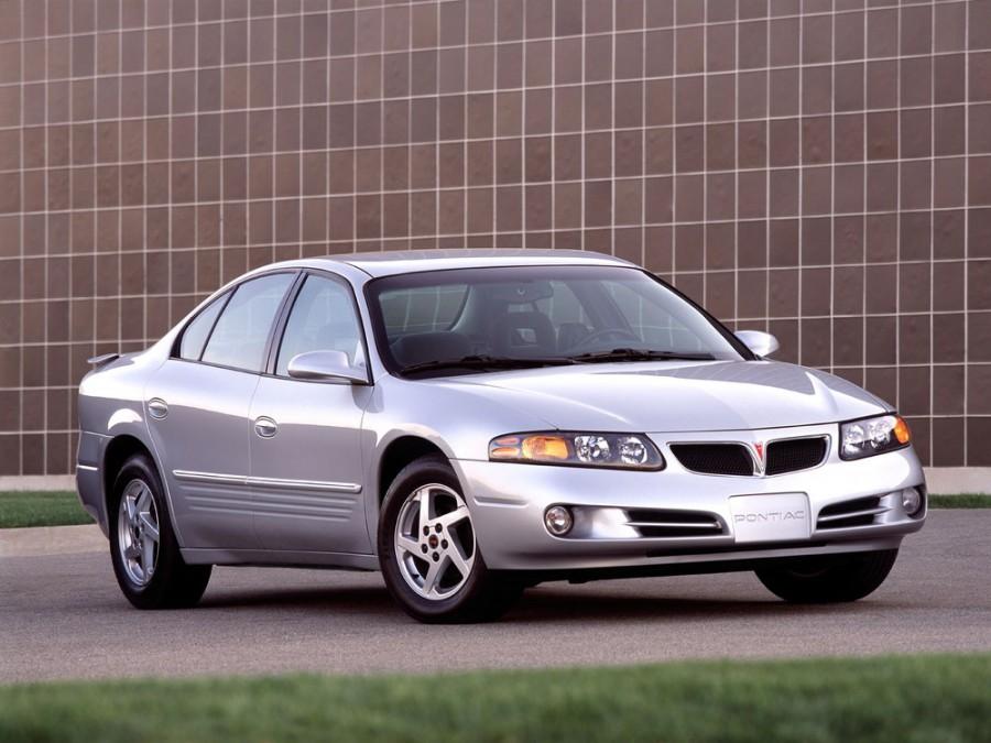 Pontiac Bonneville SE седан, 2000–2004, 9 поколение - отзывы, фото и характеристики на Car.ru