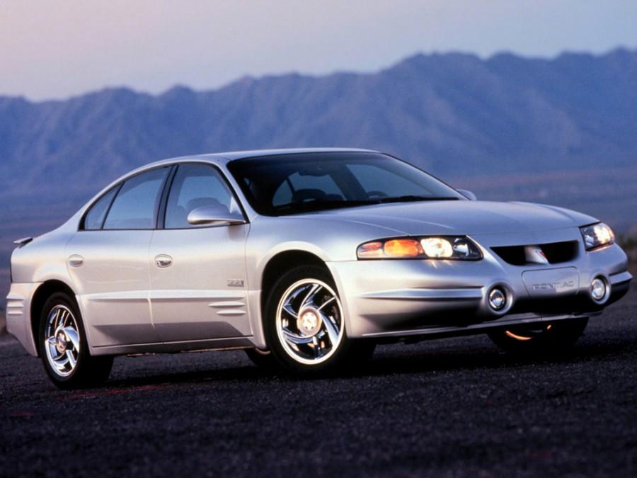 Pontiac Bonneville SLE/SSEi седан, 2000–2004, 9 поколение - отзывы, фото и характеристики на Car.ru