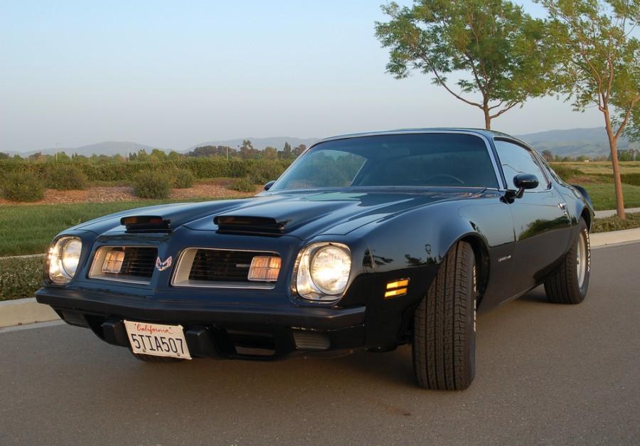 Pontiac Firebird Formula купе 2-дв., 1974–1976, 2 поколение [рестайлинг] - отзывы, фото и характеристики на Car.ru