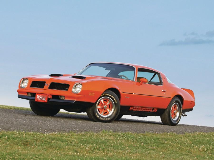 Pontiac Firebird Formula купе, 1976–1977, 2 поколение [2-й рестайлинг] - отзывы, фото и характеристики на Car.ru