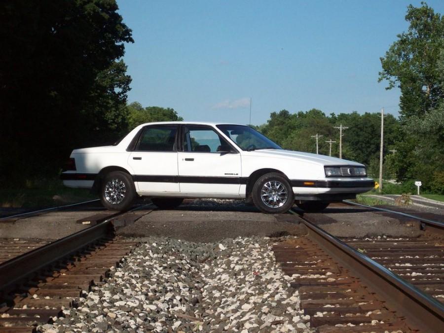 Pontiac 6000 седан, 1989–1991, 1 поколение [3-й рестайлинг] - отзывы, фото и характеристики на Car.ru