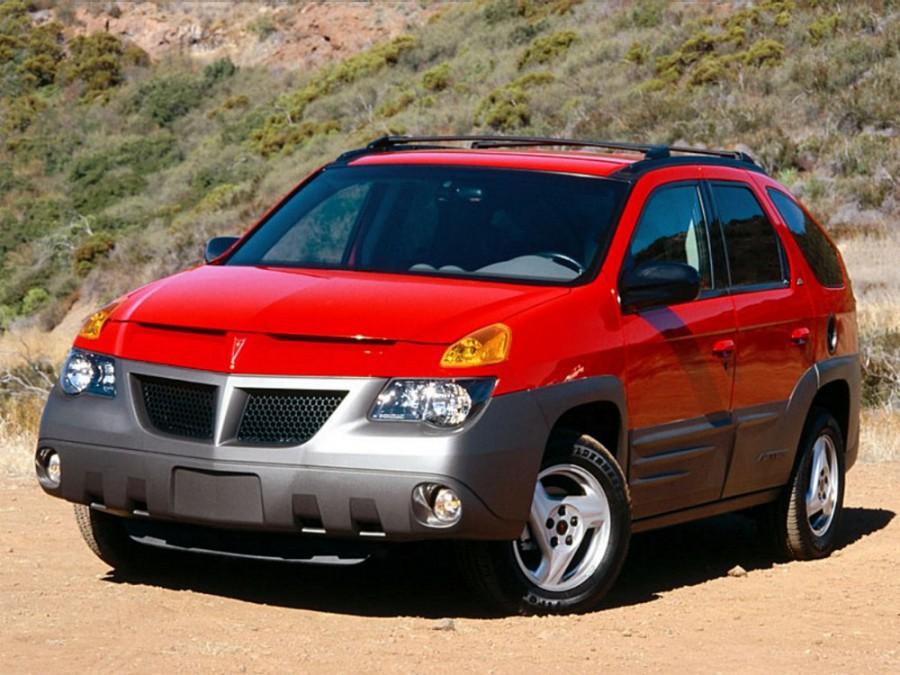 Pontiac Aztek кроссовер, 2001–2005, 1 поколение - отзывы, фото и характеристики на Car.ru