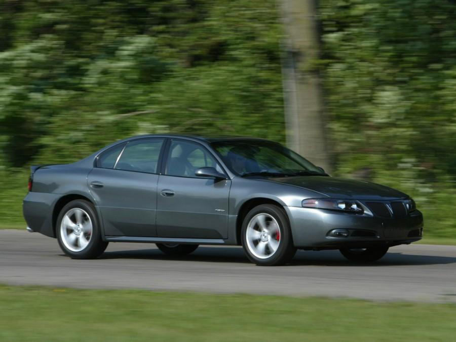 Pontiac Bonneville седан, 2004–2005, 9 поколение [рестайлинг] - отзывы, фото и характеристики на Car.ru