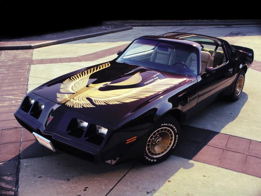 Pontiac Firebird Trans Am T-Roof тарга, 1979–1981, 2 поколение [4-й рестайлинг] - отзывы, фото и характеристики на Car.ru
