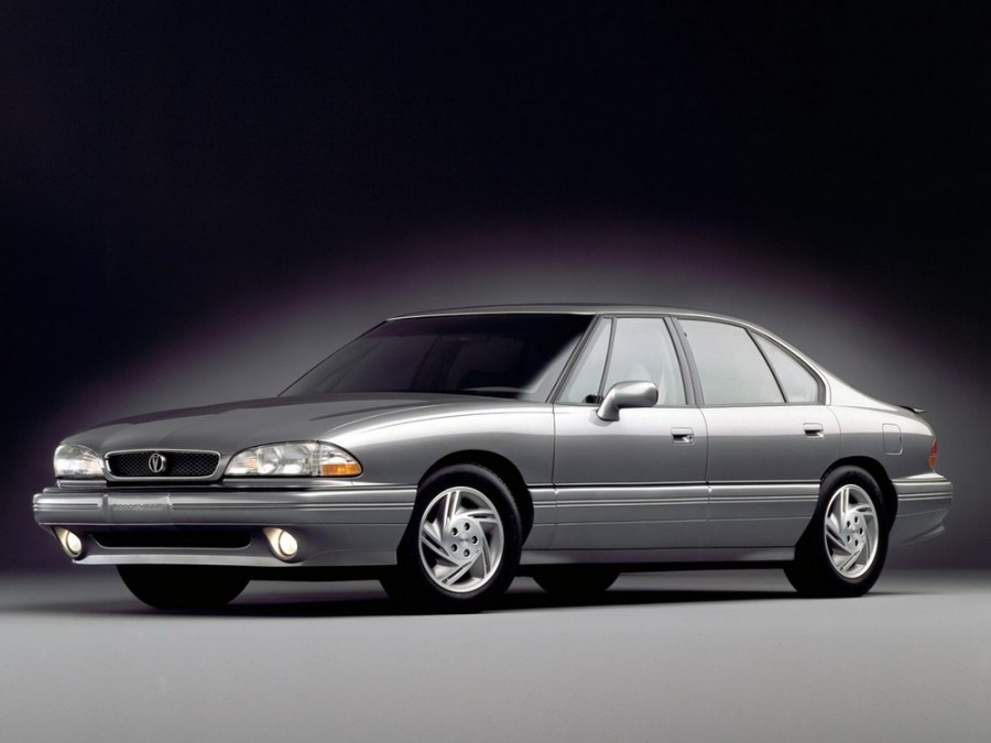 Pontiac Bonneville SE/SSE седан, 1991–1995, 8 поколение - отзывы, фото и характеристики на Car.ru
