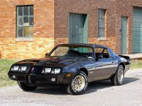 Pontiac Firebird, 2 поколение [4-й рестайлинг], Formula купе 2-дв., 1979–1981