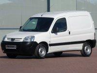 Peugeot Partner, Origin [рестайлинг], Vu фургон 4-дв., 2002–2012
