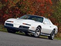 Pontiac Firebird, 3 поколение, Trans am t-roof тарга 2-дв., 1982–1984