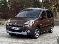 Peugeot Partner, 2 поколение [рестайлинг], Tepee минивэн, 2012–2016