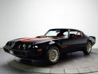 Pontiac Firebird, 2 поколение [4-й рестайлинг], Trans am купе 2-дв., 1979–1981