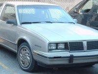 Pontiac 6000, 1 поколение, Седан, 1982–1984