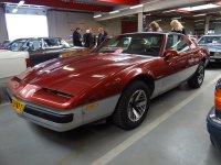 Pontiac Firebird, 3 поколение [рестайлинг], Formula t-roof тарга, 1985–1990