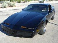 Pontiac Firebird, 3 поколение, Купе 2-дв., 1982–1984