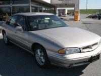 Pontiac Bonneville, 8 поколение [рестайлинг], Se/sle/sse седан 4-дв., 1996–1999