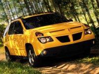 Pontiac Aztek, 1 поколение [рестайлинг], Кроссовер, 2002–2005