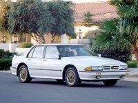 Pontiac Bonneville, 7 поколение, Седан, 1987–1991