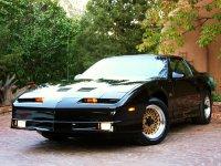 Pontiac Firebird, 3 поколение [рестайлинг], Trans am t-roof тарга 2-дв., 1985–1990