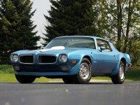 Pontiac Firebird, 2 поколение, Trans am купе 2-дв., 1970–1974