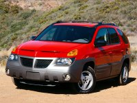 Pontiac Aztek, 1 поколение, Кроссовер, 2001–2005