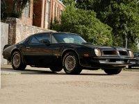 Pontiac Firebird, 2 поколение [2-й рестайлинг], Trans am