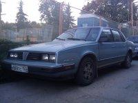 Pontiac 6000, 1 поколение [рестайлинг], Седан, 1985–1986