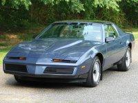 Pontiac Firebird, 3 поколение, T-roof тарга 2-дв., 1982–1984