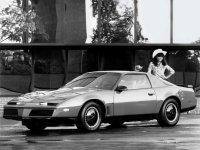 Pontiac Firebird, 3 поколение, Trans am купе 2-дв., 1982–1984