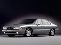 Pontiac Bonneville, 8 поколение, Se/sse седан, 1991–1995