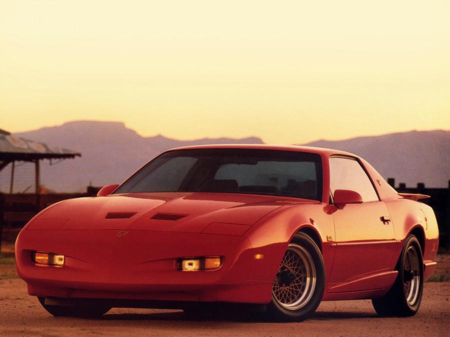 Pontiac Firebird Trans Am купе, 3 поколение [2-й рестайлинг] - отзывы, фото и характеристики на Car.ru