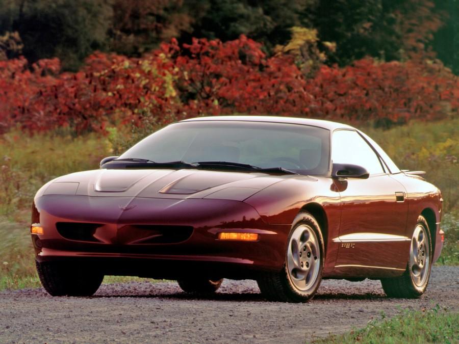 Pontiac Firebird тарга, 1993–1997, 4 поколение - отзывы, фото и характеристики на Car.ru